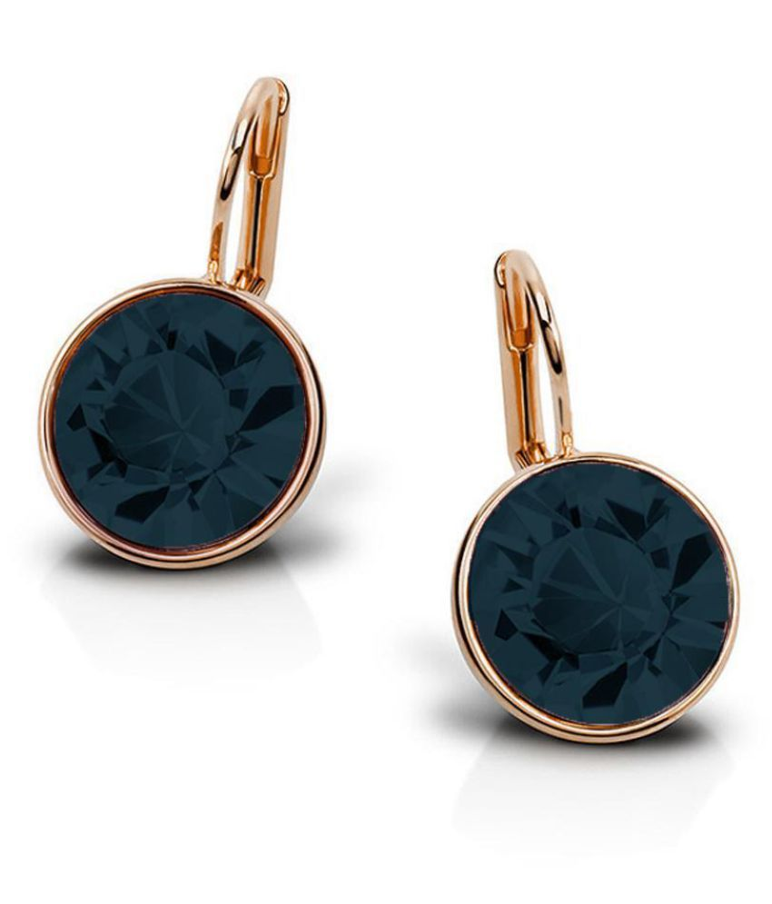 Women Casual Fashion Rhinestone Alloy Earrings