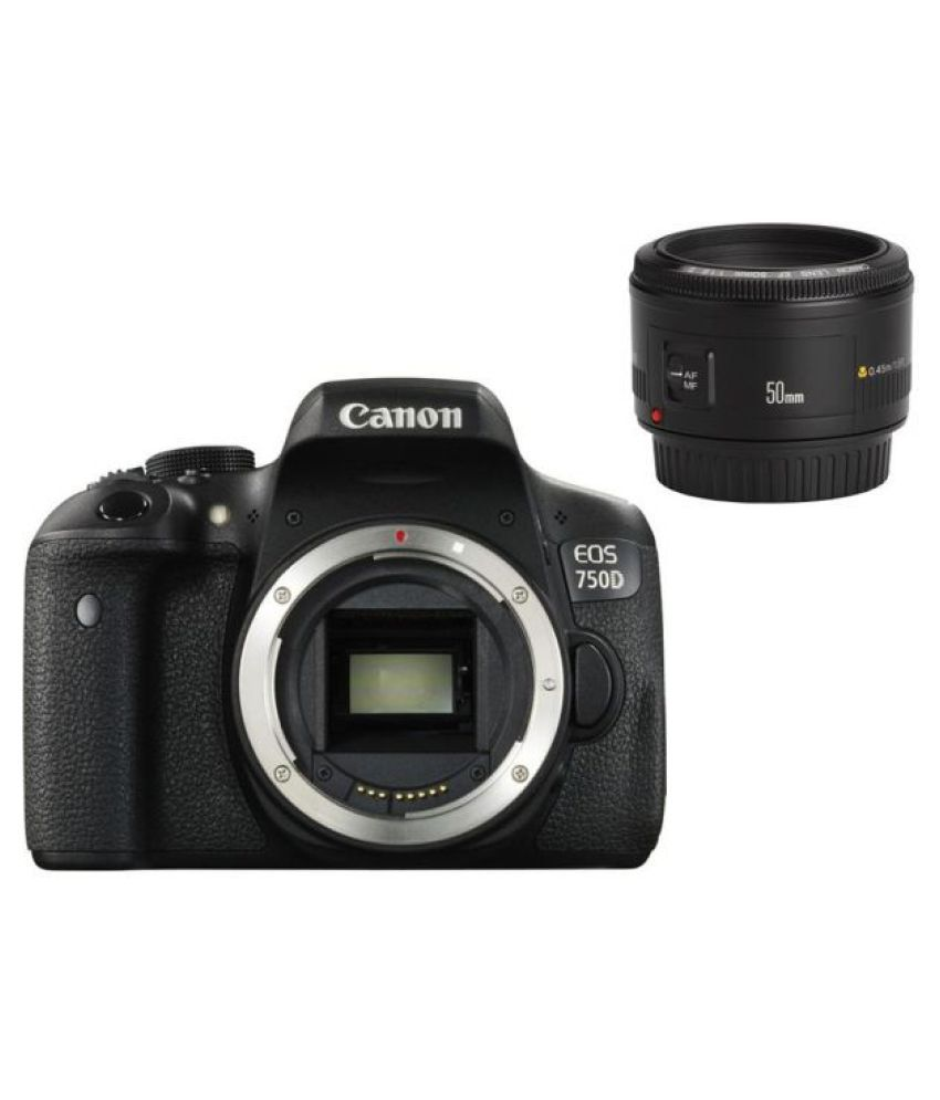 Canon 750D MP Digital Camera