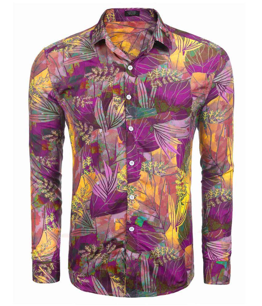 Generic Purple T-Shirt