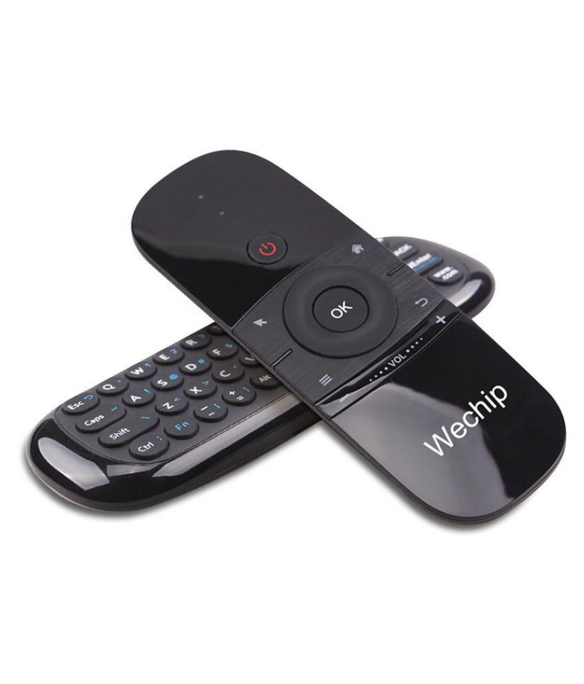 bed98dbb2d4 Wechip W1 2.4G Mini Air Mouse Smart TV Wireless Keyboard Fly Mouse  Multifunctional Remote Control ...