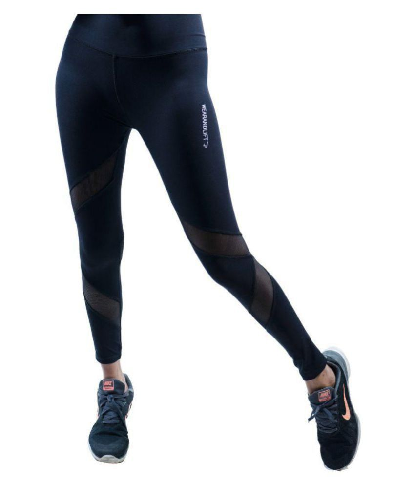 Wear and Lift Female Fusion Tights