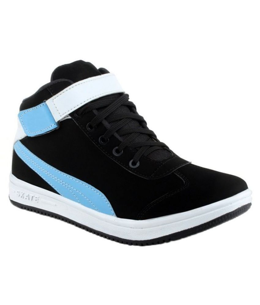 Footista Blue Casual Boot