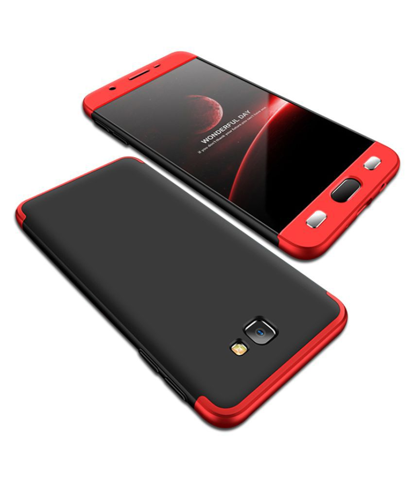 brand new 2690a 276be Samsung Galaxy J7 Prime Bumper Cases XORB - Red