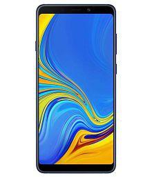 Samsung Galaxy A9 ( 128GB , 8 GB ) Lemonade Blue