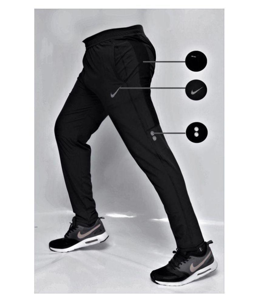 Nike Jordan football design sportswear Black