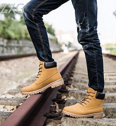 Niti Yellow Casual Boot