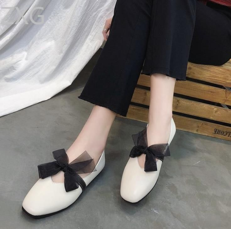 Niti White Formal Shoes