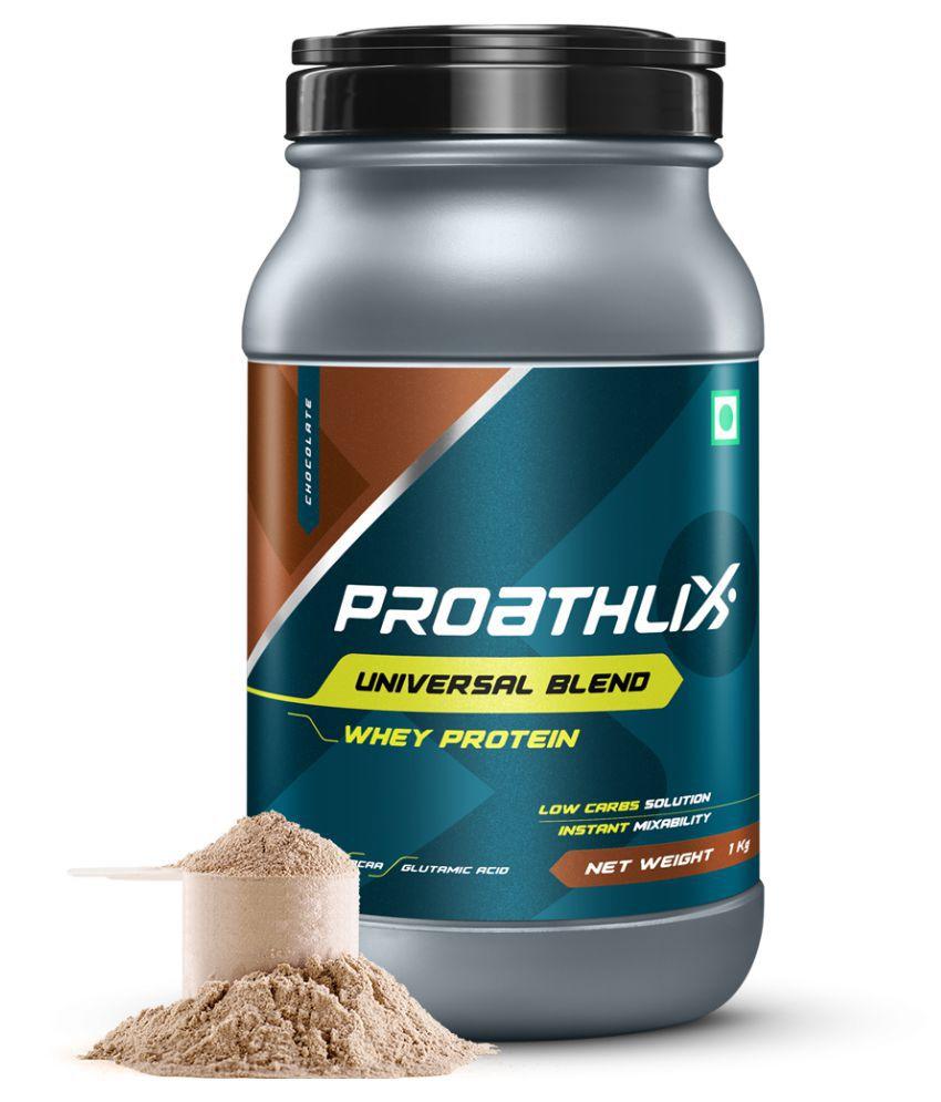 Proathlix Whey Protein Powder 1 kg