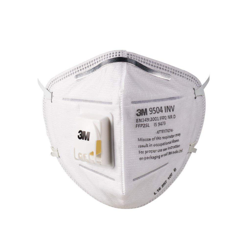 Pack 9504 Respirator 3m Mask Of 1