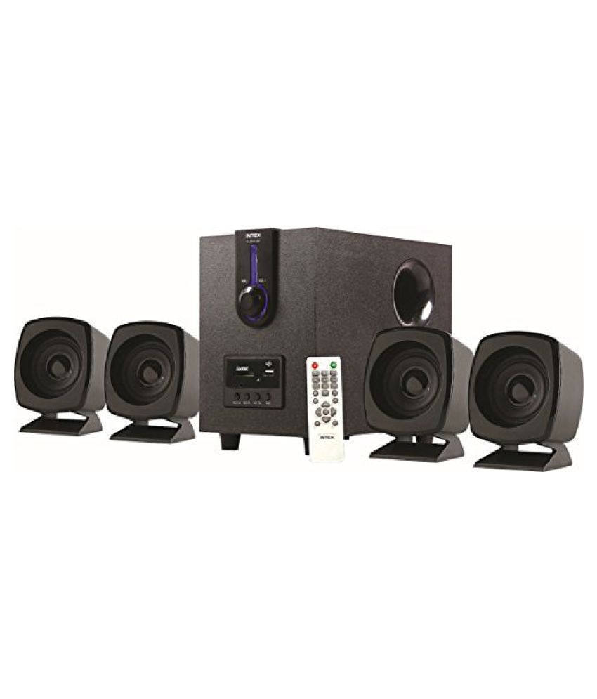 Intex IT-2616 SUF OS 4.1 Speaker System ...
