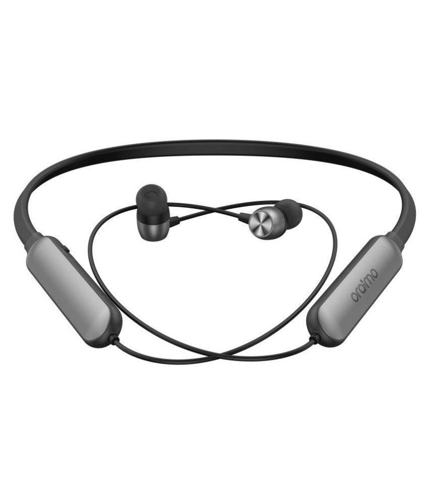 b370f5fce96 ... oraimo NECKLACE OEB-054D Sports Bluetooth Headset - Black