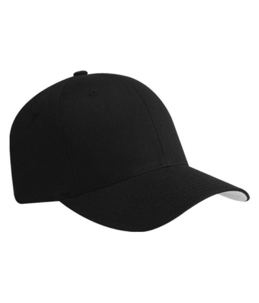 Tahiro Black Cotton Cap for Women - Pack Of 1  Buy Online at Low Price in  India - Snapdeal 878b58340f4