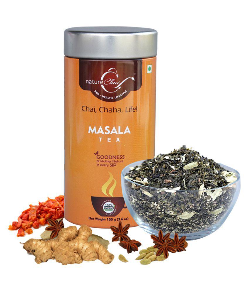 nature Chai Masala Chai Loose Leaf 100 gm