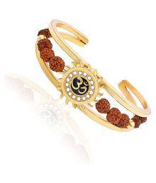 4919d7c8cc9e7 Bangles and Bracelets Upto 87% OFF: Buy Fashion Bangles and ...