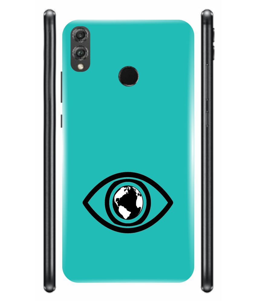 Honor 8X Printed Cover By VINAYAK GRAPHIC The back designs are totally  customized designs