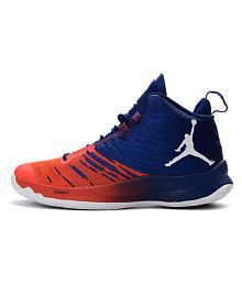 Quick View. Nike Blue Basketball Shoes 428a63687