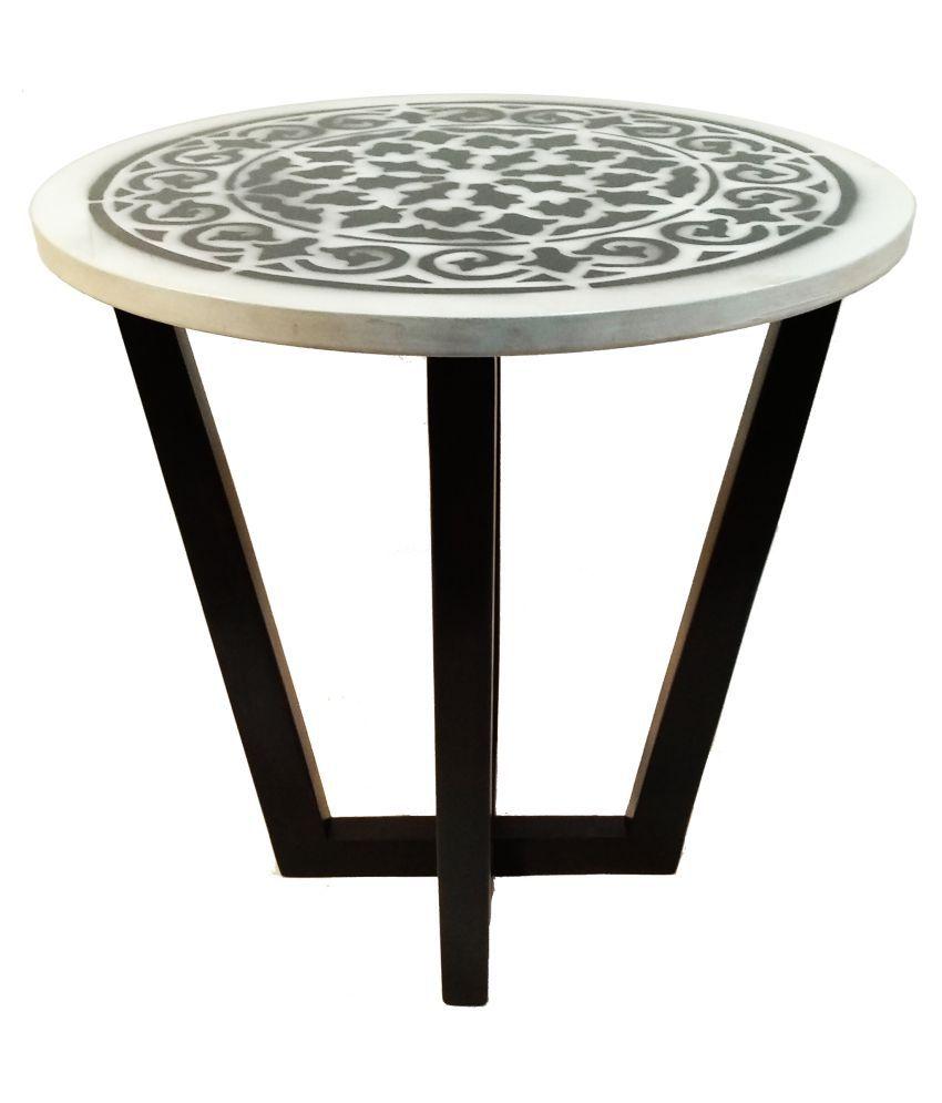 Hennings designer Center table-Cofee table-Tea table - Marble-Wood Furniture