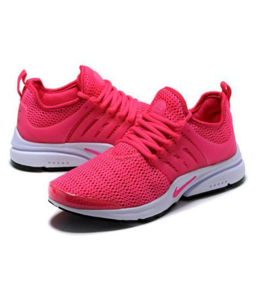 hot sale online a1b75 d5978 Nike Pink Running Shoes