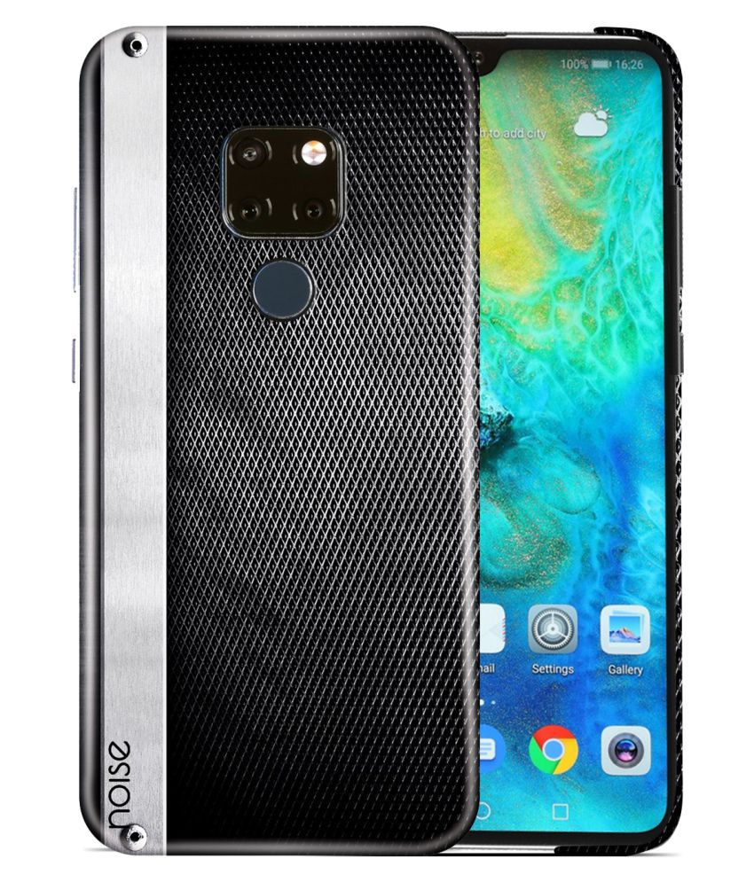 Huawei Mate 20 Printed Cover By Noise