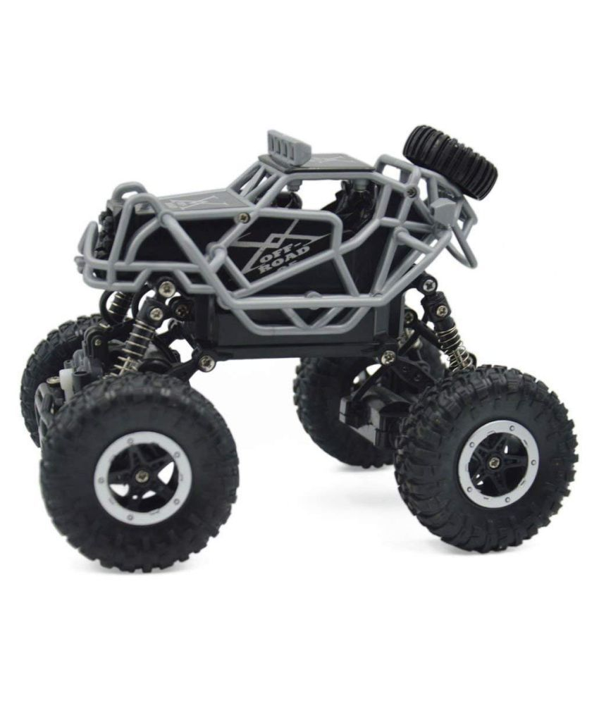 play pacific 1:43 2 4GHz All Wheel Drive Off Road, RC Remote Control  Vehicle 4WD Crawler,rock car for boys, girls