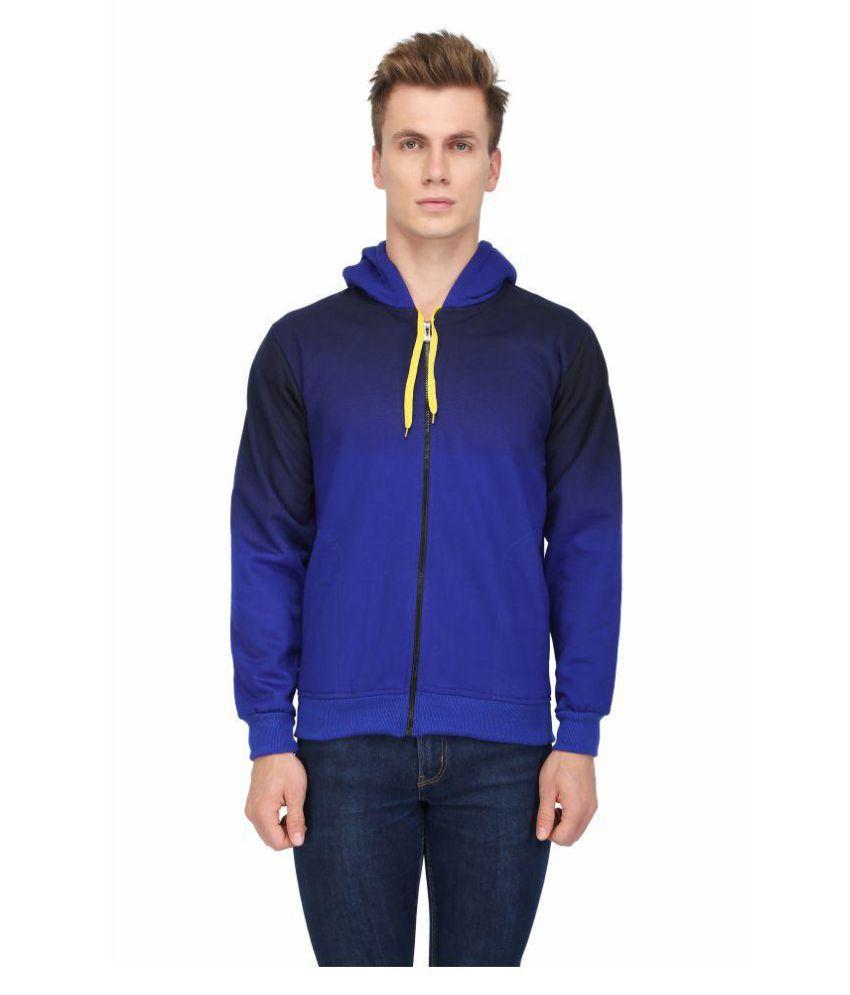 High Hill Blue Sweatshirt