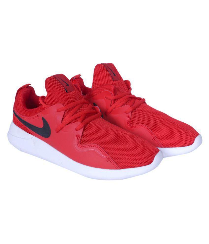 Nike Roshe 2019 New Release Red White