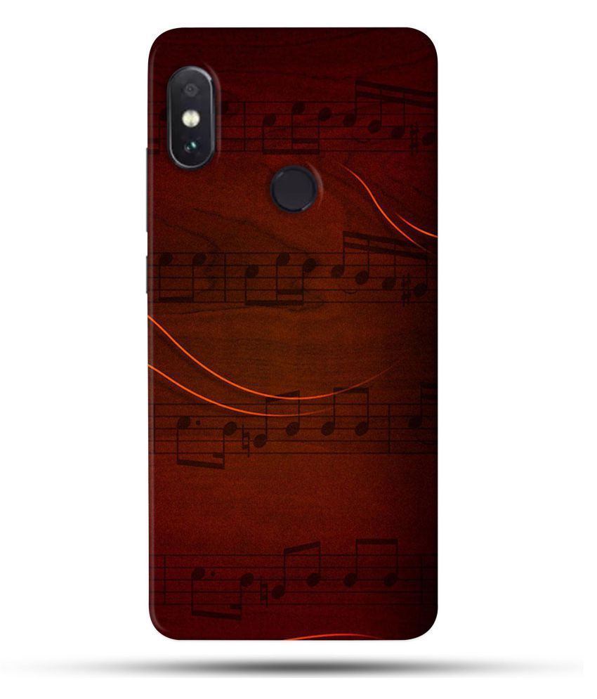 Mi A2 (Mi 6X) Printed Cover By HI5OUTLET