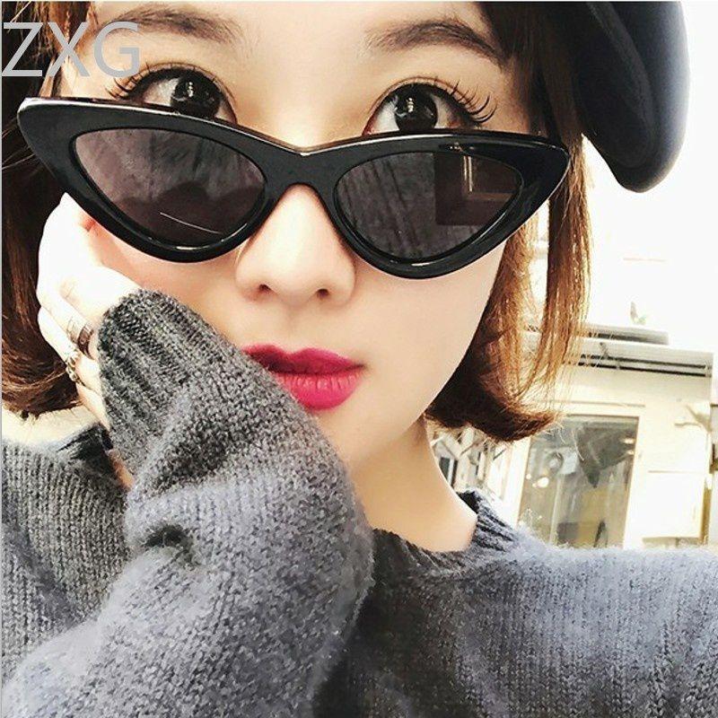 Swagger Grey Cat Eye Sunglasses ( Fashion Sunglass Holiday Best Gifts )
