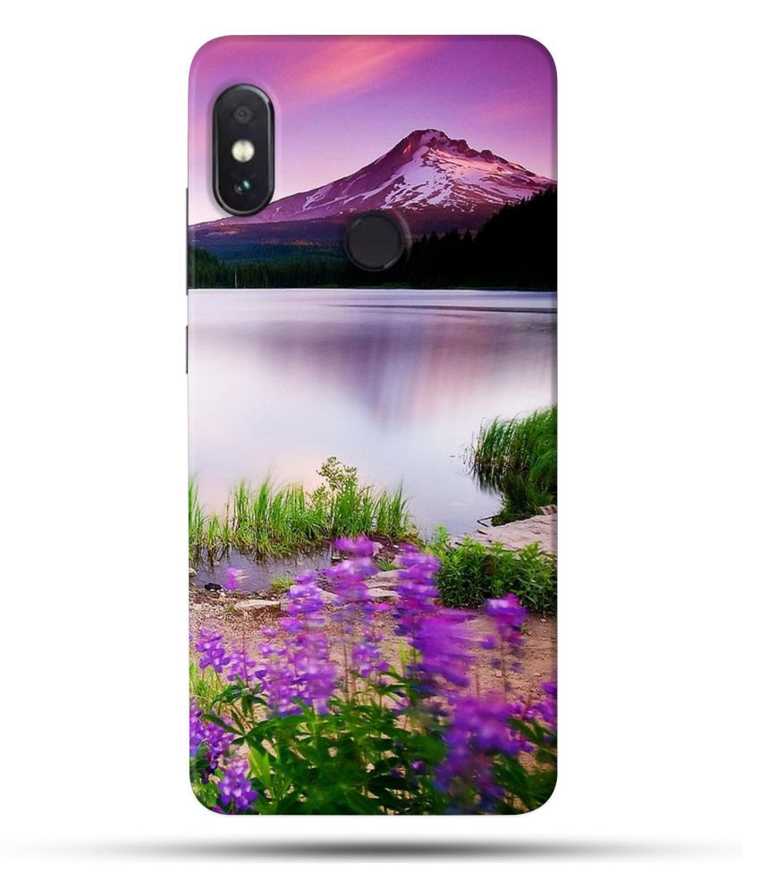 Xiaomi Mi A2 (Mi 6X) Printed Cover By HI5OUTLET