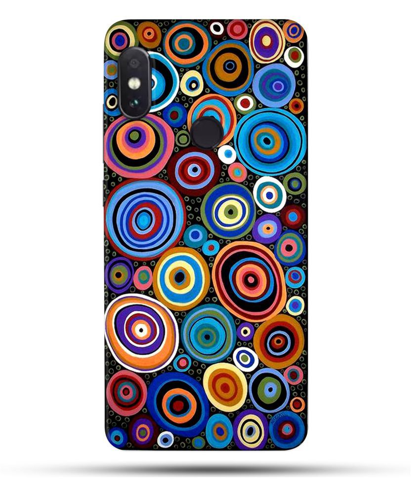 Xiaomi Redmi S2 Printed Cover By HI5OUTLET