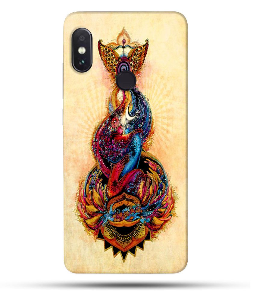 Motorola One Power Printed Cover By HI5OUTLET