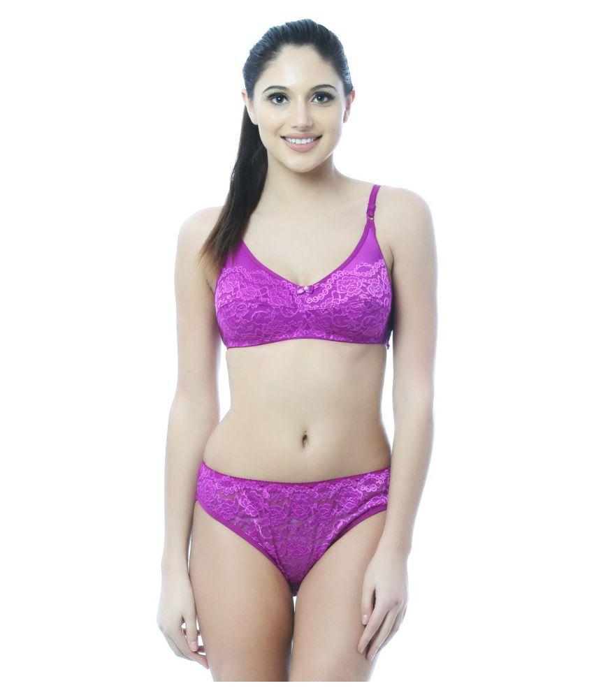 NutexSangini Cotton Bra and Panty Set