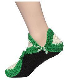 97d8f4aa6f5 Green Color Womens Socks   Stockings  Buy Green Color Womens Socks ...