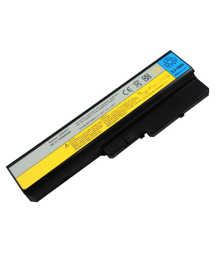 SIDHIMA Laptop battery Compatible For Lenovo Lenovo Ideapad Y430