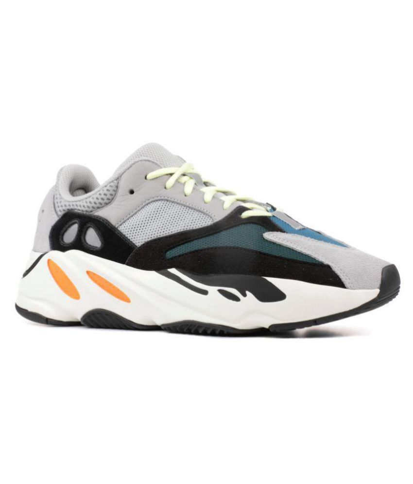 Nike Yeezy 700 Running Shoes Gray  Buy Online at Best Price on Snapdeal 74eb89f0a4b5