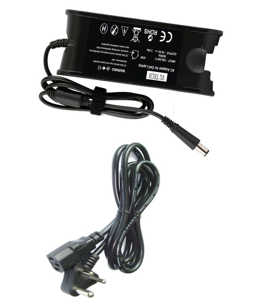 VGTECH Laptop adapter compatible For Dell Dell 2100