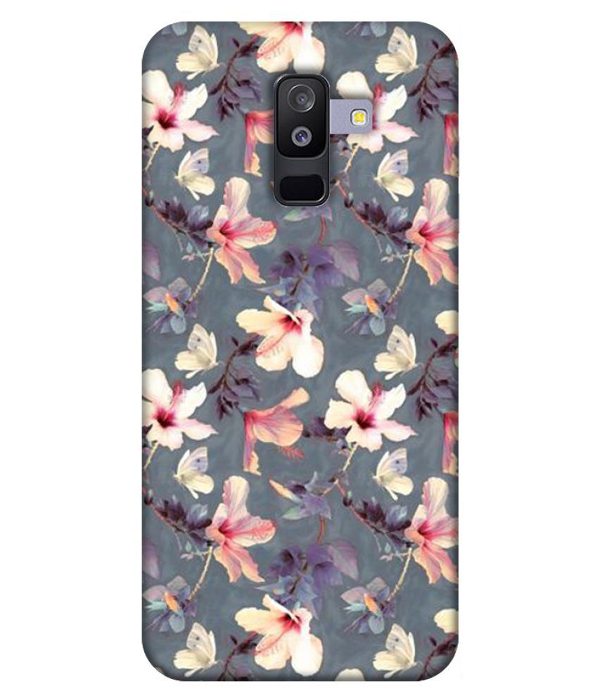 Samsung Galaxy A6 Plus Printed Cover By GV GODESHWARAM