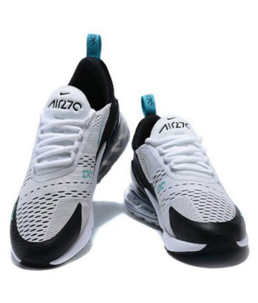 new product 04772 366e9 Nike White Running Shoes - Buy Nike White Running Shoes Online at Best  Prices in India on Snapdeal