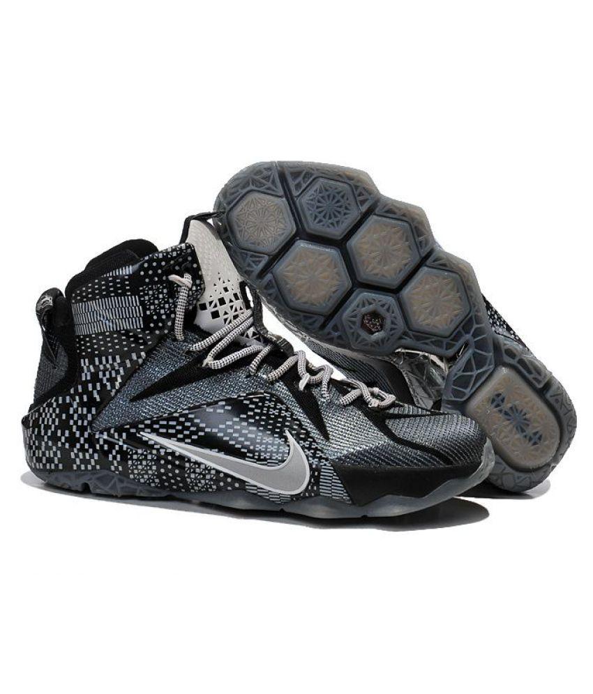 pretty nice 20899 40225 Nike Black Training Shoes