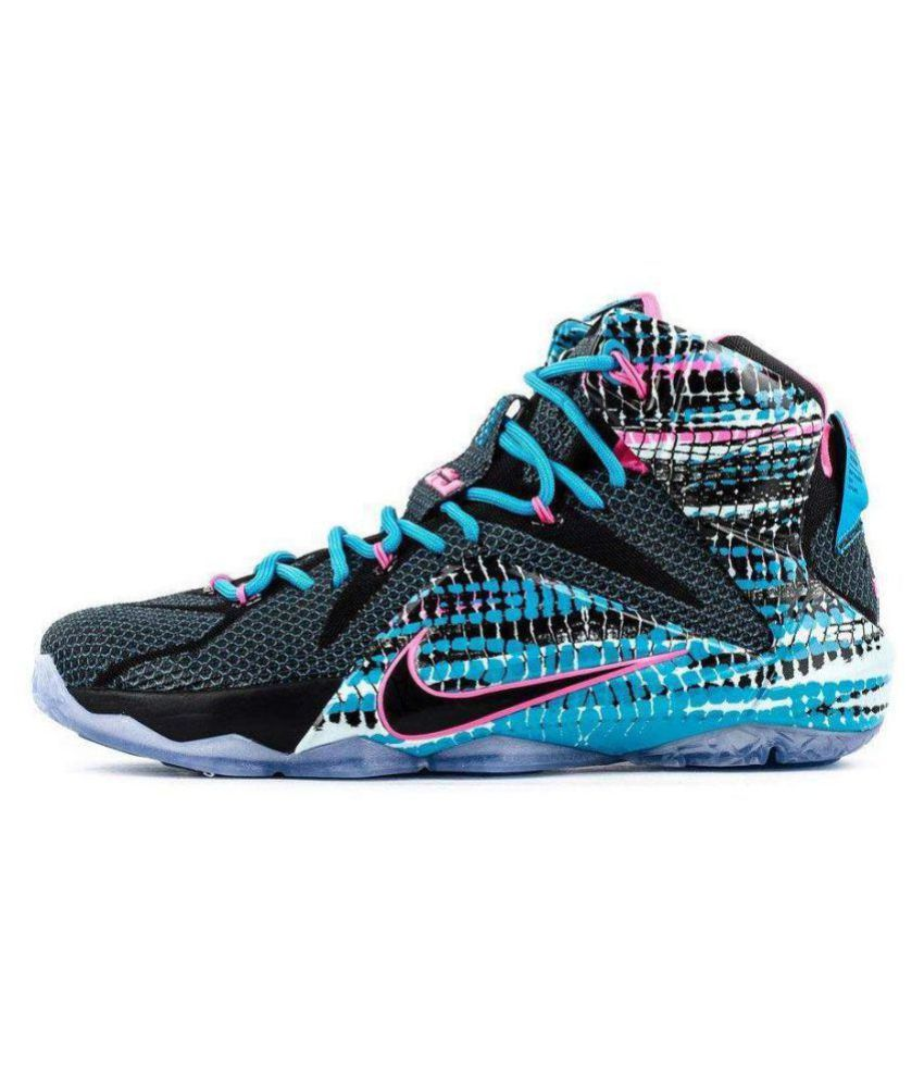 Nike Big Boys LeBron Soldier 9 Basketball Sneakers from
