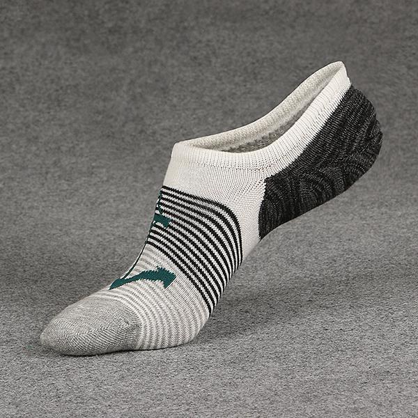 Men Breathable Cotton Antiskid Boat Socks Comfortable Sweat Quick Dry Short Socks