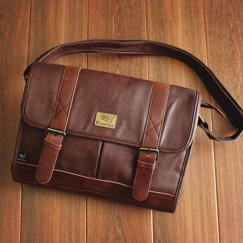 Large Capacity Casual Messenger Bag Crossbody Bag For Men