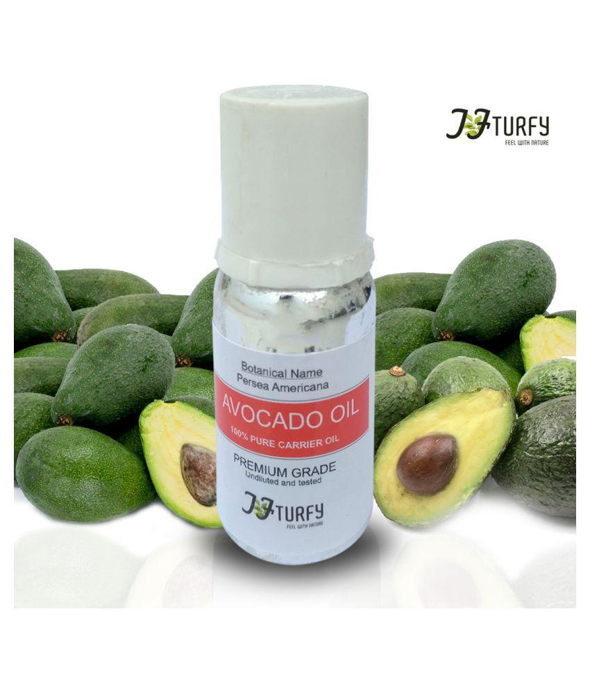 Turfy Avocado Oil Pure & Natural Oil For skin,hair care oil 20 ml