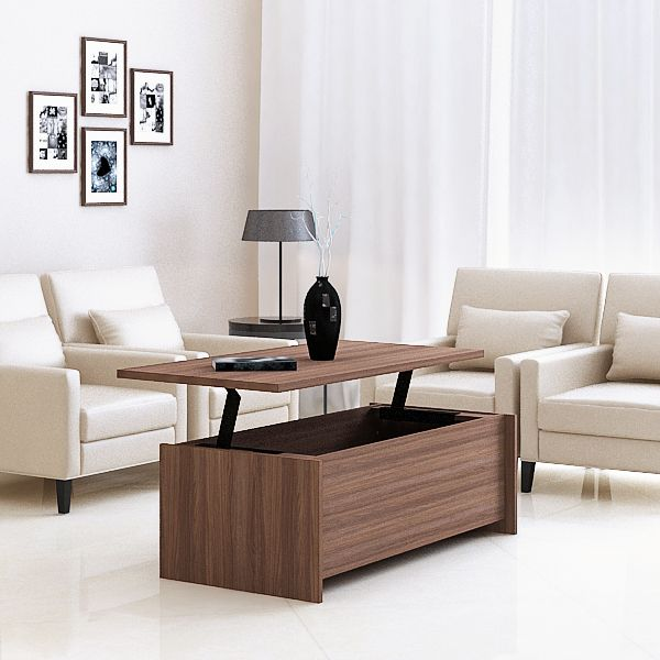 Brilliant Lift Top Folding Coffee Table Study Coffee Tea Center Table Dressing Table Study Table With Shelves Brown Beatyapartments Chair Design Images Beatyapartmentscom