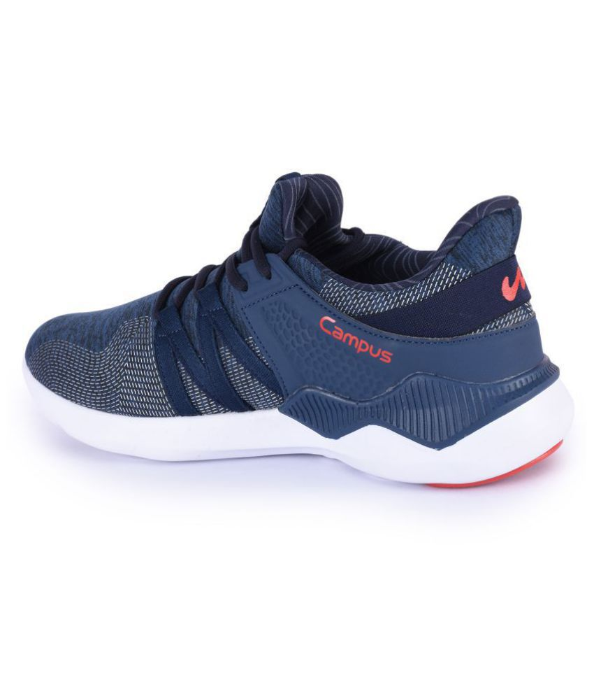 Campus Sneakers Navy Casual Shoes - Buy