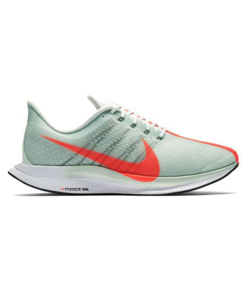 2875bec91988a Nike zoom x 35 pegasus turbo Running Shoes Gray For Gym Wear  Buy Online at  Best Price on Snapdeal