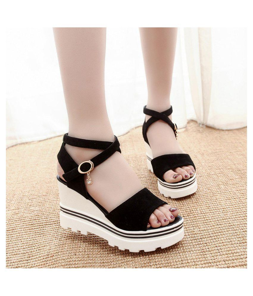 Generic Black Heels