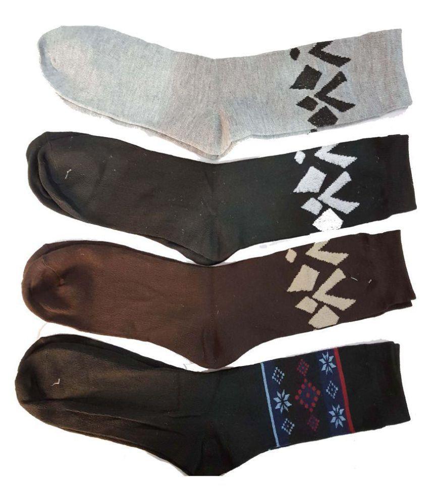 Gasherd Multi Formal Mid Length Socks