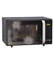 LG 27 to 32 Litres LTR MC2846BCT Convection Microwave Black