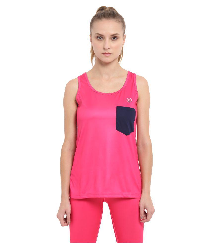 CHKOKKO Women Racerback Activewear Sports Wear Yoga and Workout Tank Top